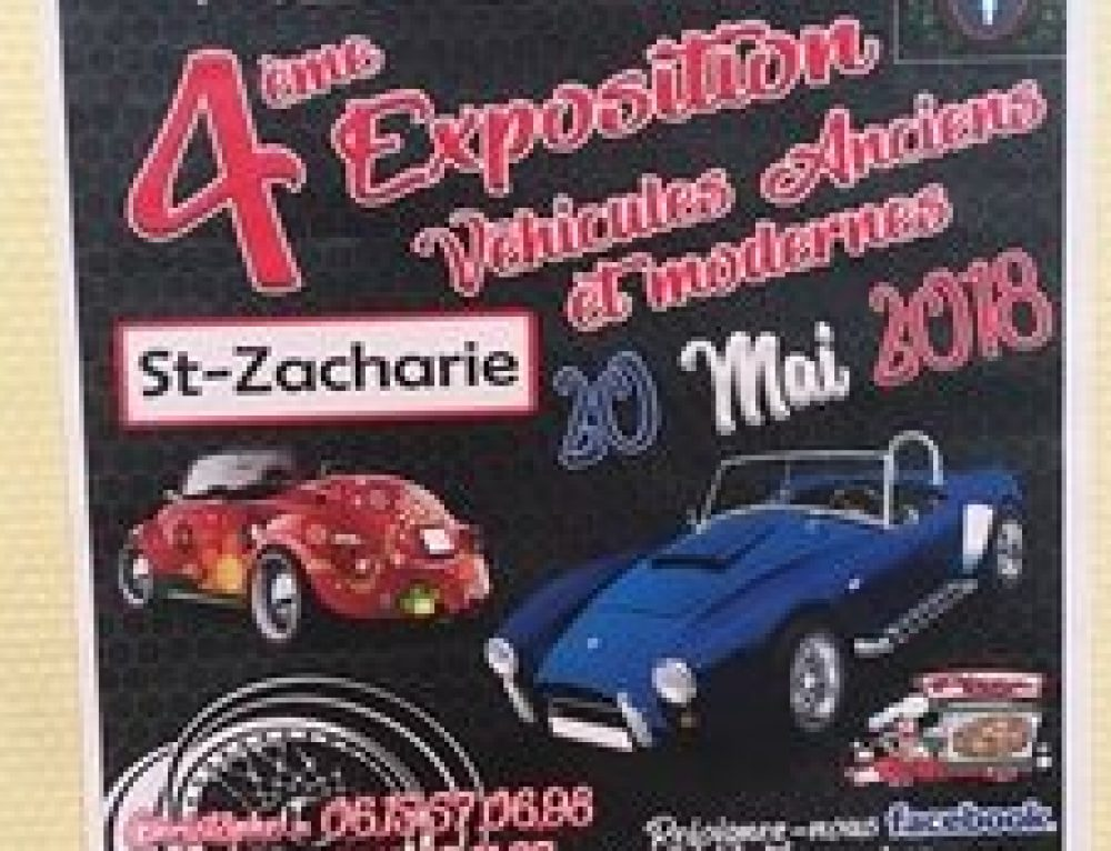 Saint-Zacharie Auto Expo