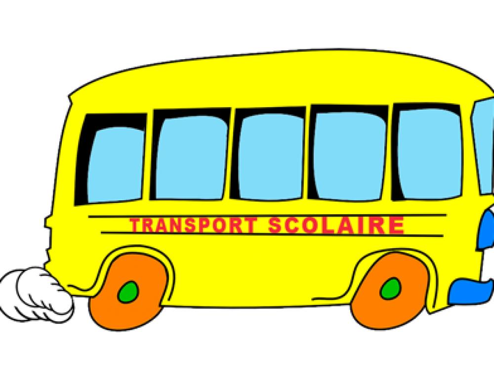 Transports scolaires année 2018/2019