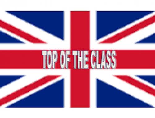 Activité périscolaire : initiation à l'anglais avec Tof Of The Class
