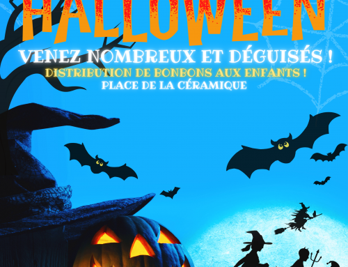 Fête Halloween